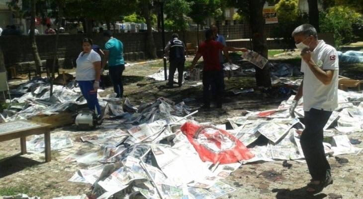 CHP'den Suruç raporu: Katliamın nedeni AKP politikaları