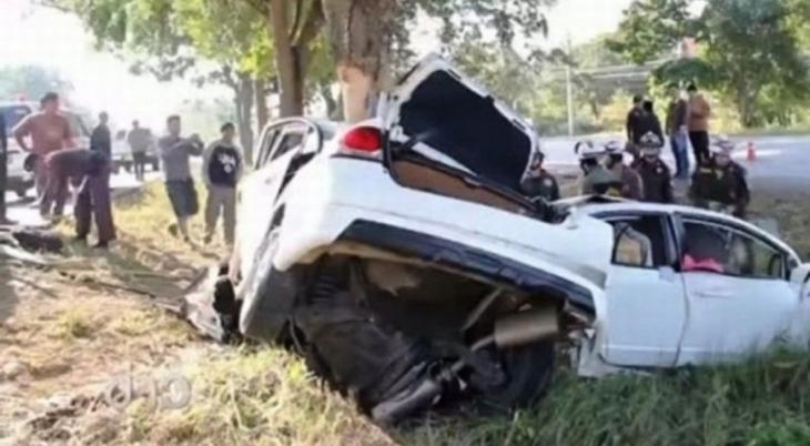 Tayland'da yılbaşı bilançosu: 253 ölü