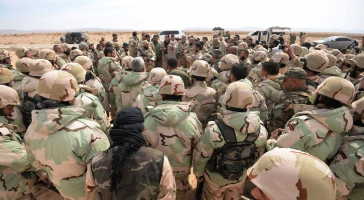 Rus füzesi yanlışlıkla Suriye askerlerini vurdu: 17 ölü 26 yaralı