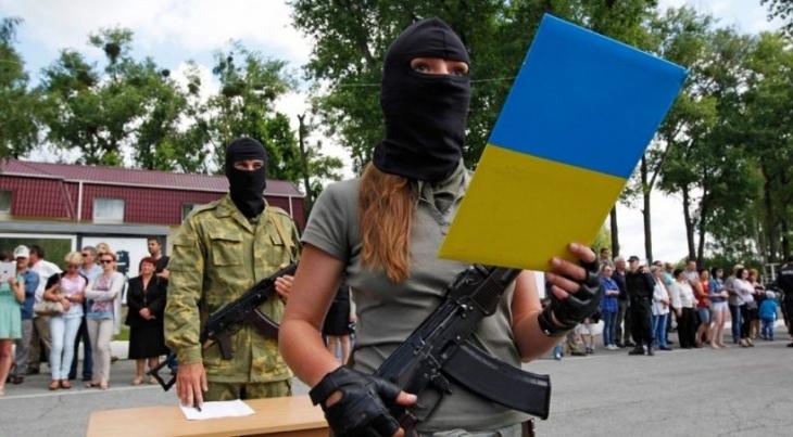 Rakamlarla Ukrayna ordusunun Donbass 'macerası'-3