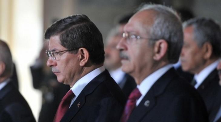 AKP ve CHP'den karşılıklı koalisyon jestleri