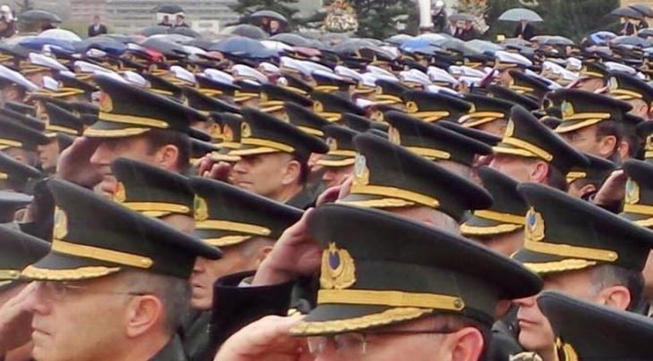 'Askeri casusluk davası'na devam edildi