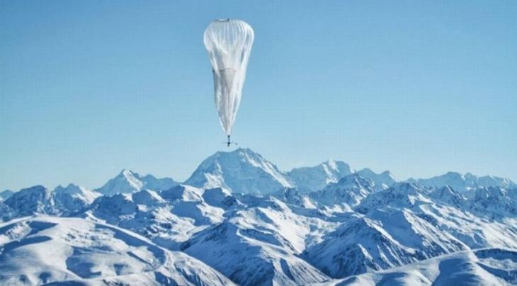 Google'den kırsala balon internet