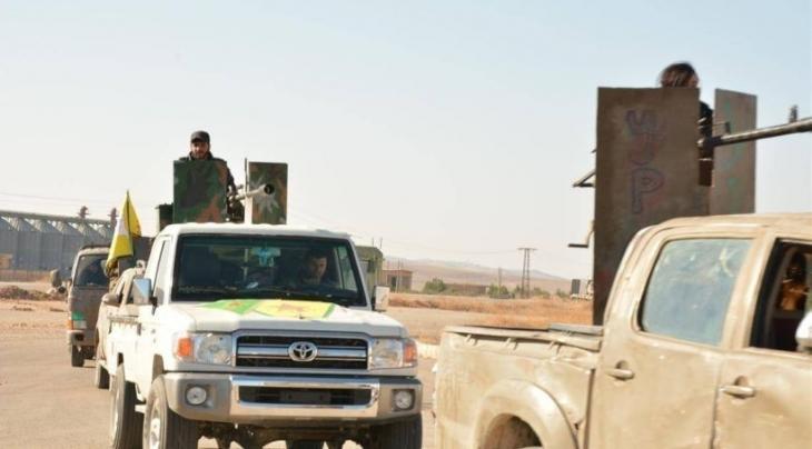 Demokratik Suriye Güçleri adım adım Ezaz'a ilerliyor