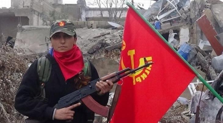 MLKP'li Sibel Bulut, Kobanê'de yaşamını yitirdi