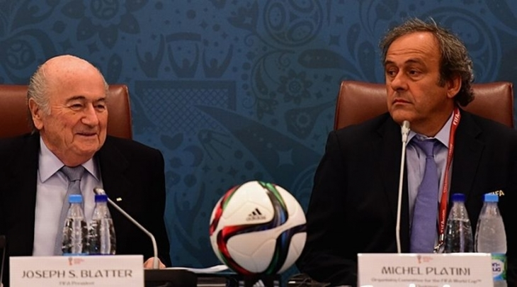 Platini, FIFA başkanlığına adaylığını açıkladı