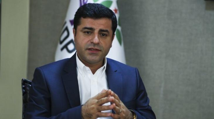 Demirtaş: Başbakan çağrı yaparsa olaylar kesilir