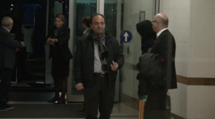 HDP'li Osman Baydemir gözaltına alındı, serbest bırakıldı