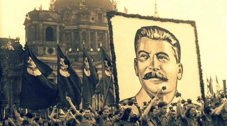Stalin, ölümünün 65. yıl dönümünde Rusya'da anıldı