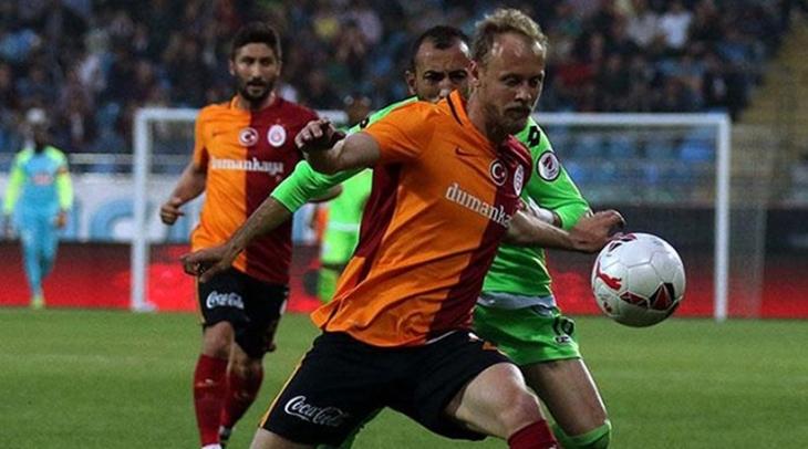 Galatasaray 2 ay sonra kazandı