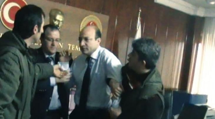 Cihaner'in yargılandığı davanın tek müştekisi tutuklandı