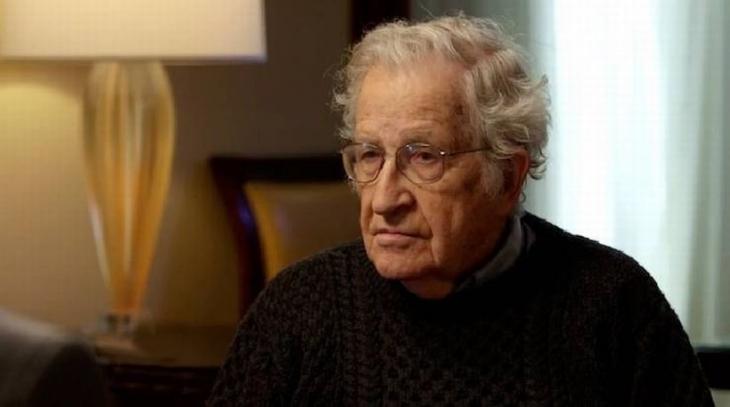 Chomsky: Özerk Kürdistan istemeyen Türkiye, IŞİD'e yardım ediyor