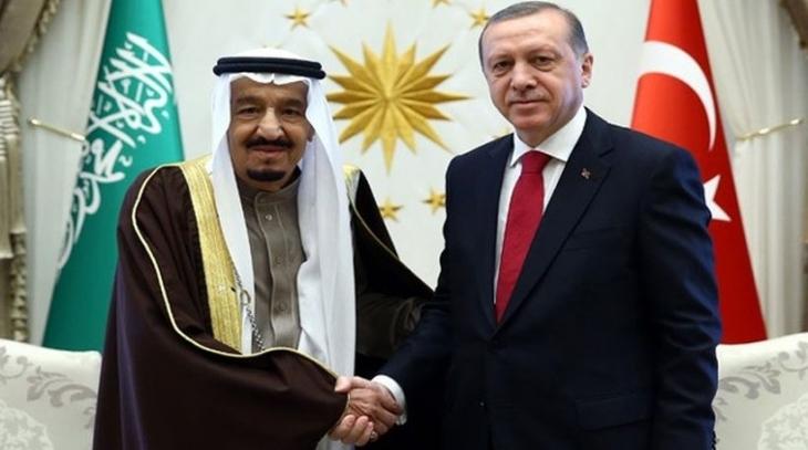Guardian'a göre Türkiye ve Suudi Arabistan, Batı'dan uzaklaşıyor