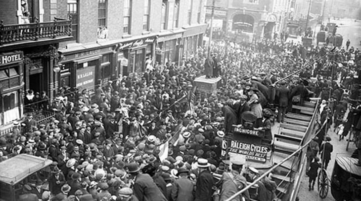 Paskalya Ayaklanması'nın 100. yılı dönümü: Bağımsız İrlanda mücadelesi sürüyor