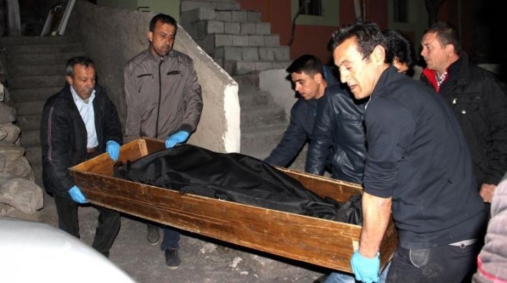 Aydemir Gürbüz, eşini 20 balta darbesiyle öldürdü