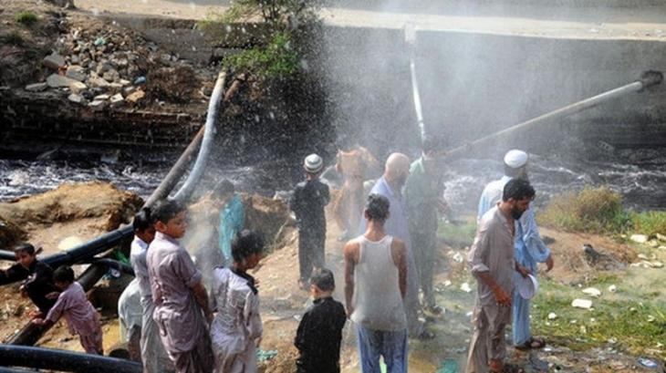 Pakistan'daki aşırı sıcaklarda ölü sayısı 675'e yükseldi