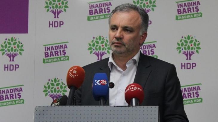 HDP Sözcüsü Bilgen: Anayasa Komisyonuna katılımımızı toplumsal kesimlerle belirleyeceğiz