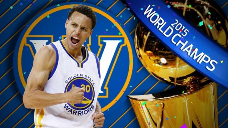 Warriors 40 yıl sonra şampiyonluğa ulaştı