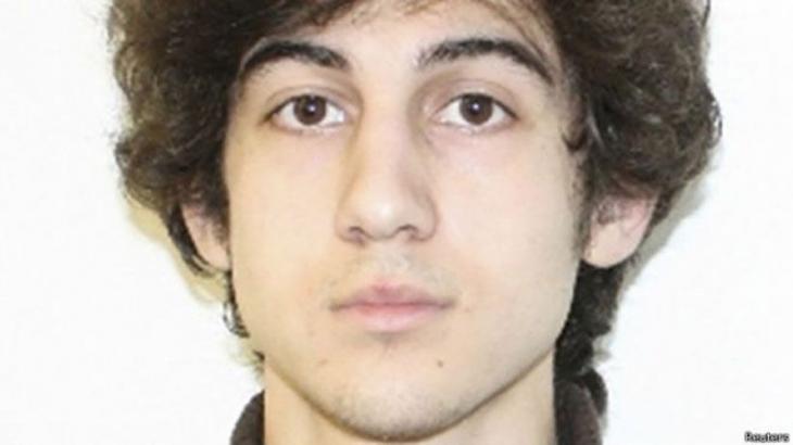 'Boston bombacısı' Tsarnaev özür diledi