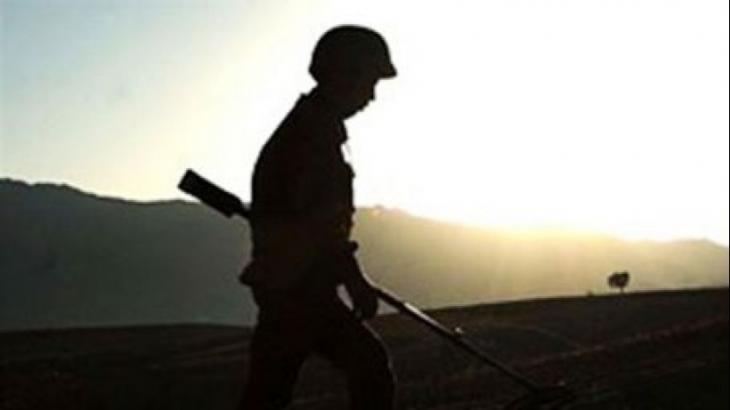 Manisa'da şüpheli asker ölümü