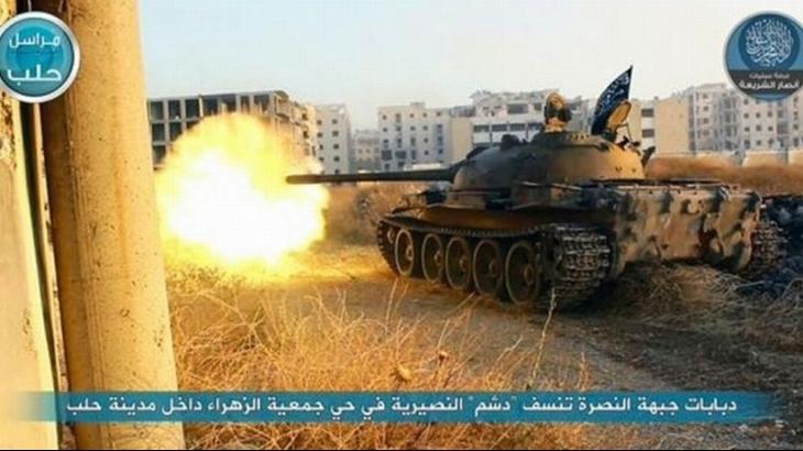 Suriye ordusu Halep'te cihatçıları püskürtüyor