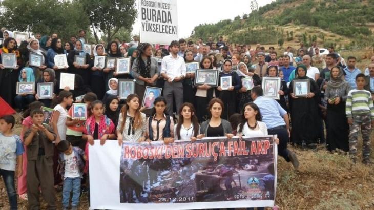 '31 genç, tıpkı Roboskîliler gibi devlet gözetiminde katledildi'