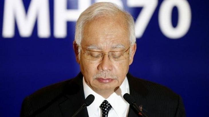 Enkaz parçası 'kayıp Malezya uçağı'na ait