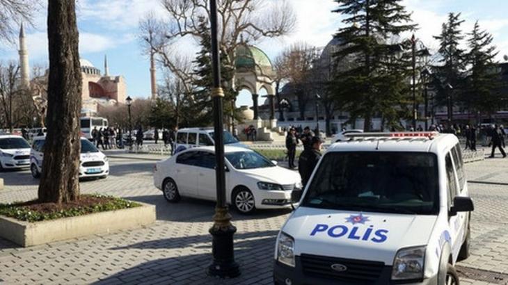 'Toplumcu Turist Rehberleri'nden Sultanahmet açıklaması