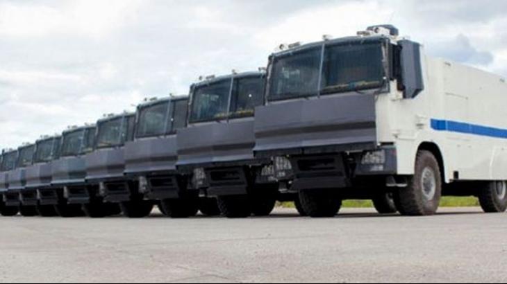 Savaş, zırhlı araç üreticisi AKP'li Katmerci'ye yaradı
