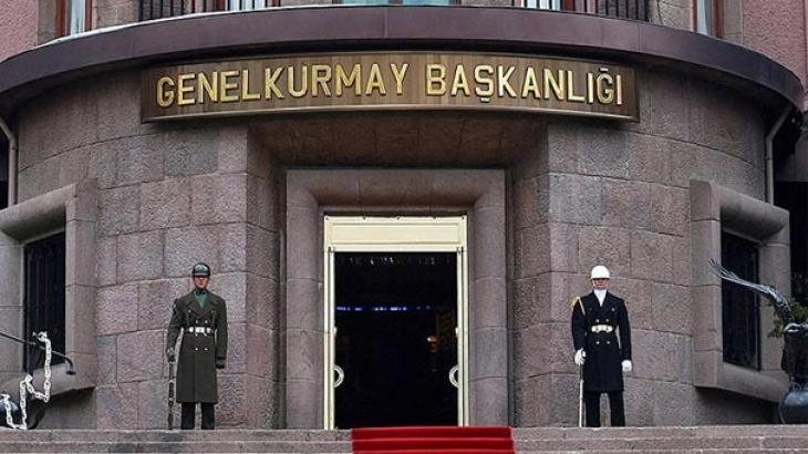 TSK: ABD'li komutanlar 14 Aralık'ta Ankara'ya gelecek