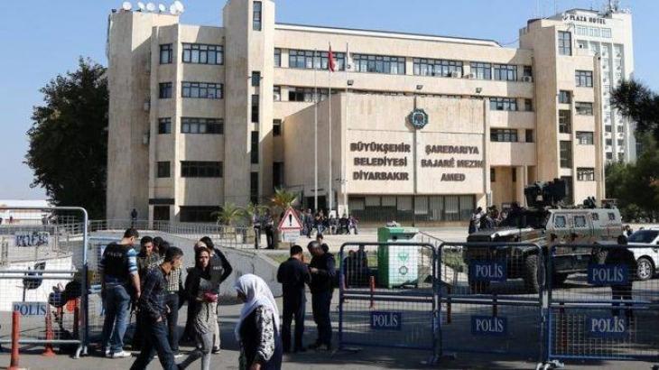 Ali Fuat Eker, Diyarbakır Belediyesi bünyesine atandı