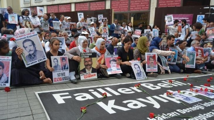 Kayıp yakınlarından Görümlü davası tepkisi: İnsanlık suçunu aklıyorlar