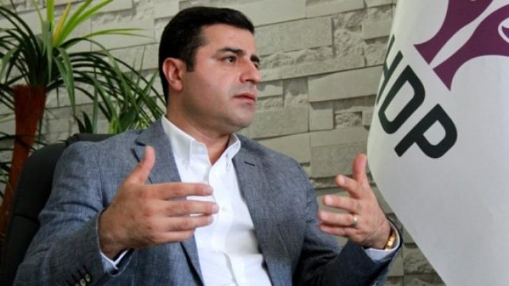 HDP'den Financial Times'ın Demirtaş röportajına düzeltme geldi