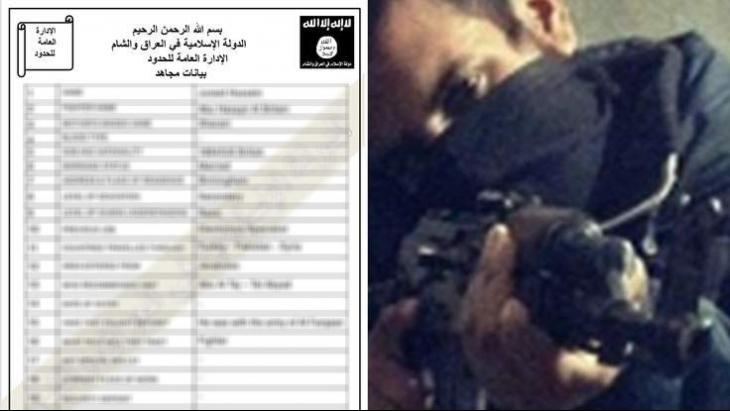 22 bin IŞİD'linin 'iş başvuru formu' Türkiye'de ele geçirildi!