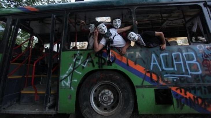 Emniyetin 'Ensar tepkileri Gezi direnişine döner' korkusu