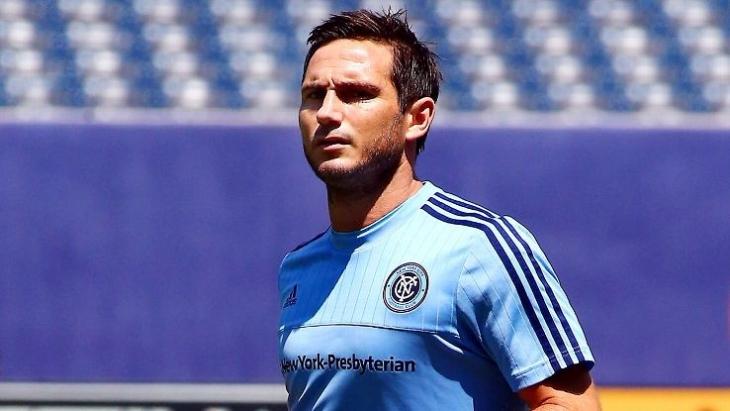 Frank Lampard sahalara veda etti