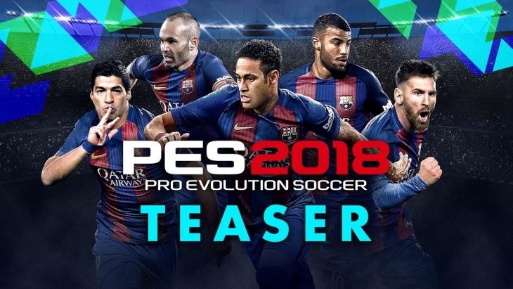 PES 2018'in beta süreci başladı