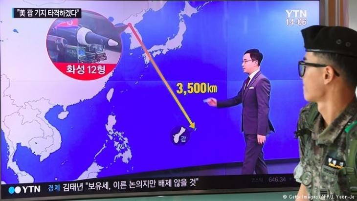 Kuzey Kore 'Guam Adası planı'nın detaylarını açıkladı