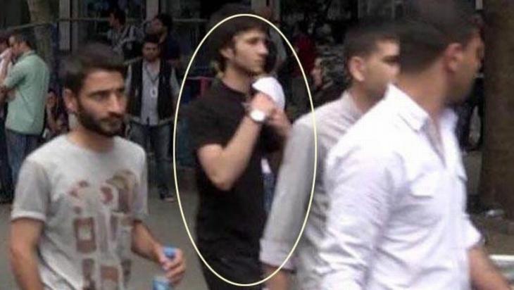 Diyarbakır bombacısı miting alanına böyle girdi