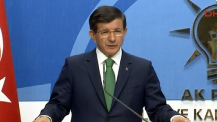 Davutoğlu, HDP ziyareti sonrasında açıklama yaptı