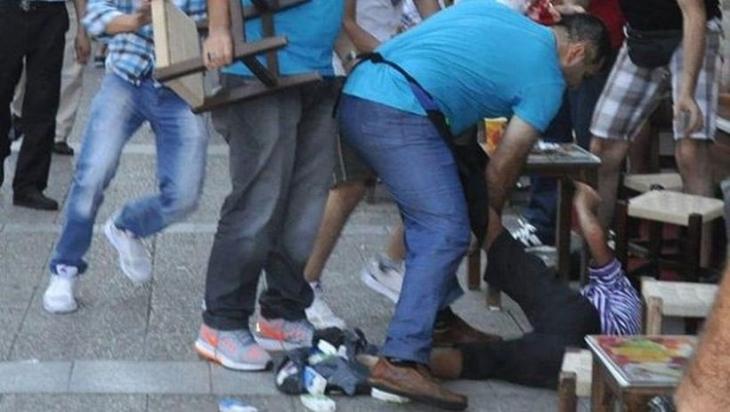 Suriyeli çocuğa saldıran esnaf hakkında soruşturma