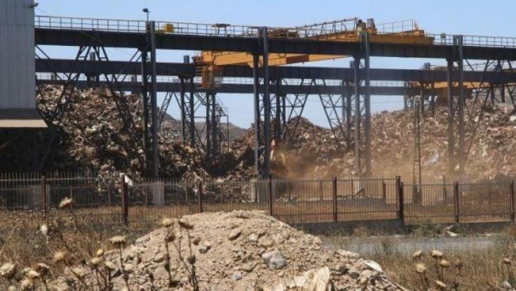 Habaş'ta iş kazaları bitmiyor: 1 işçi daha yaralandı