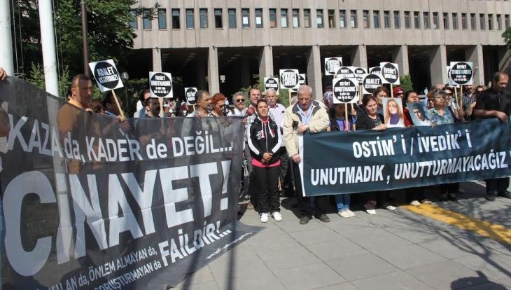 OSTİM davasına 'emeklilik' ertelemesi