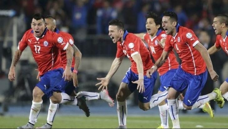 Copa America, Şili'nin