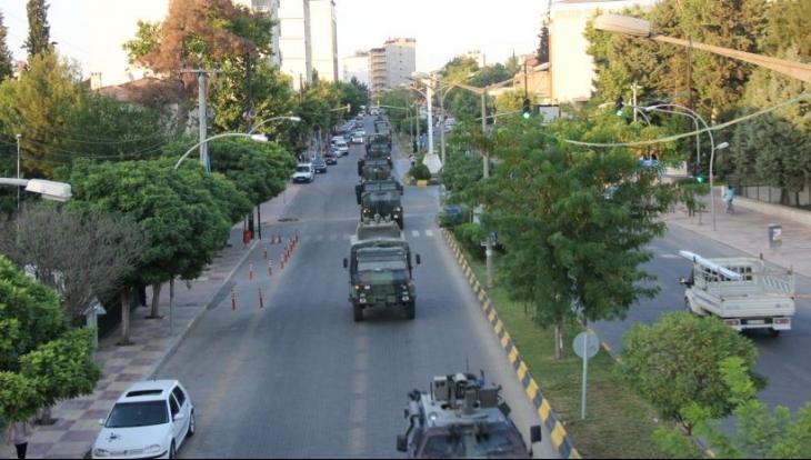 Suriye Türkiye'ye giriyor!