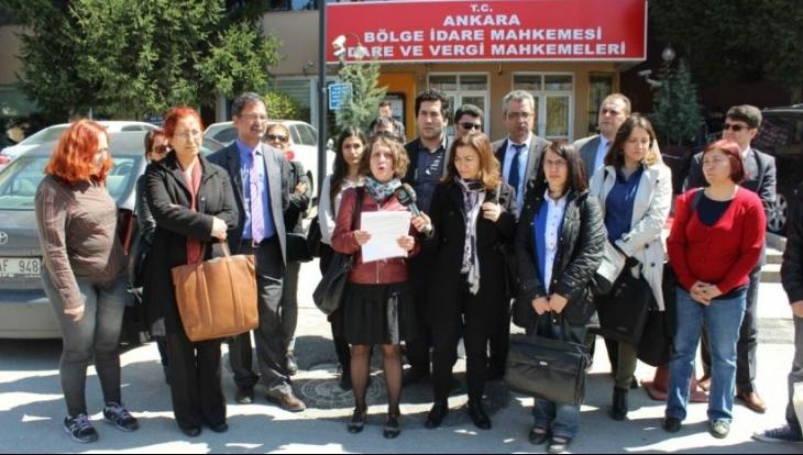 10 Ekim Katliamı mağdurları bakanlığa dava açtı