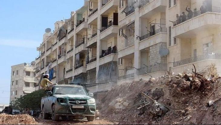 Şeyh Maksud'a saldırılarda 17 sivil yaşamını yitirdi
