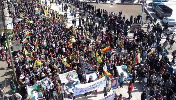 Suriye'de federasyon ilanı tartışılıyor