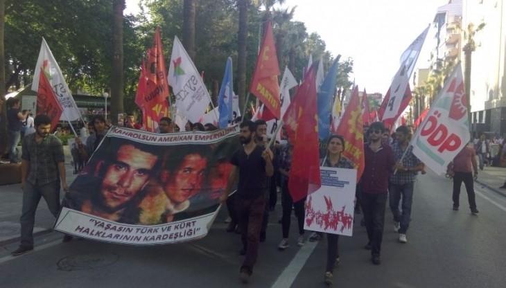 Denizli'de 6 Mayıs'a polis saldırısı