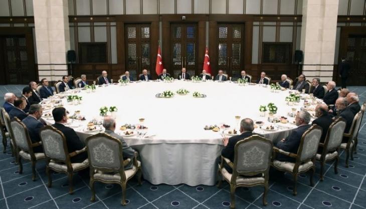 'Kaçak Sarayın iftar maliyeti 87 bin 653 kişinin fitresi'